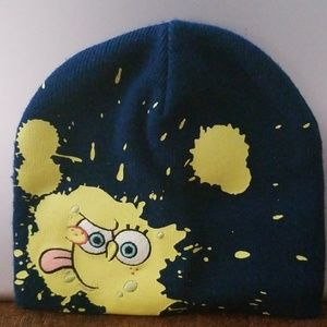 Spongebob Knit Cap